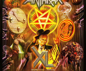 Anthrax's 40th Anniversary Countdown...Tickets For Band's July 16 Livestream Event On Sale Today