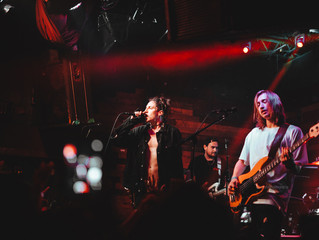 Chase Atlantic - Orlando and Jacksonville, Florida