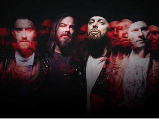 """Bullet for My Valentine Announce Self-Titled Album + Drop Video For """"Knives"""""""