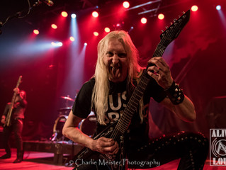 Interview - Oscar Dronjak of Hammerfall