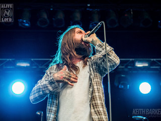 Every Time I Die and Taking Back Sunday in Buffalo, NY