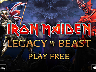 Iron Maiden: Legacy Of The Beast Introduces Second In-Game Band Collaboration