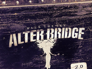 "ALTER BRIDGE Releases Official Lyric Video for New Song ""Last Rites"" Written During Covid-19"