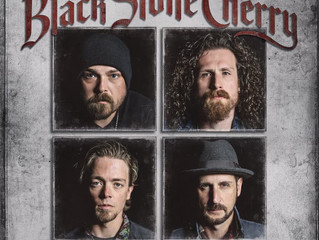 "Black Stone Cherry Reveals ""The Human Condition"""