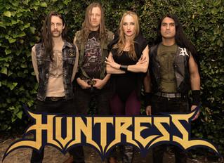 Huntress: Jill Janus Interview