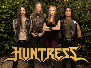 Huntress: Jill Janus Interview