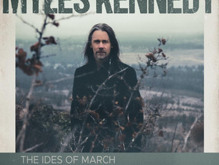 Myles Kennedy's 'The Ides Of March' - An Introspective Look At Impacting Music From Within