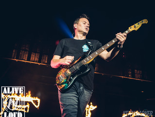 Blink-182 Leads an Action-Packed Linup Through Darien Lake