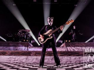 Ghost Kicks Off Popestar Tour in Rochester