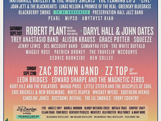 The Third Annual Bourbon and Beyond Music Festival
