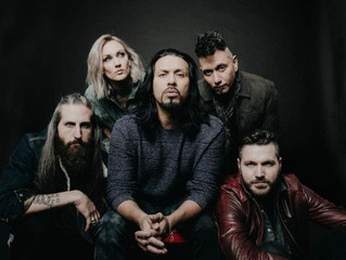 """POP EVIL Celebrate Sixth Overall #1 Rock Track """"BREATHE AGAIN""""; 'Versatile' Due May 21"""