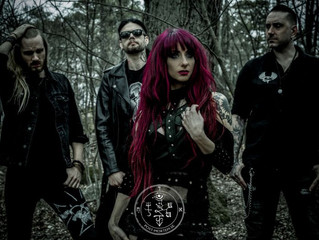 """LIV SIN RELEASES """"CHAPTER OF THE WITCH"""" SINGLE AND LYRIC VIDEO"""