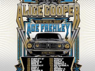 ALICE COOPER ANNOUNCES FALL 2021 TOUR DATES