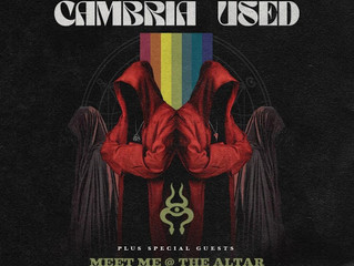 COHEED AND CAMBRIA & THE USEDANNOUNCE CO-HEADLINING 2021 TOUR