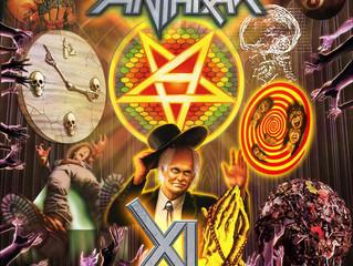 Anthrax Kicks Off its 40th Anniversary Celebrations