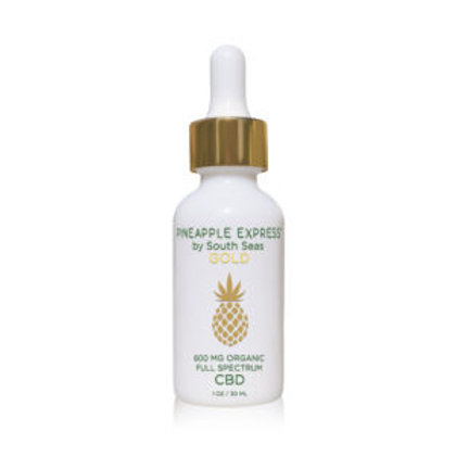PINEAPPLE EXPRESS GOLD CBD DROPS