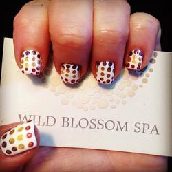 #wildblossomspa #wildblossom #fadingdots #loveit