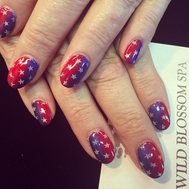 Time to get a little patriotic! #BestClientsInTheWorld_#thankyoutoallwhohavefoughtforourcountry #usa