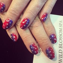 Time to get a little patriotic! #BestClientsInTheWorld_#thankyoutoallwhohavefoughtforourcountry #usa