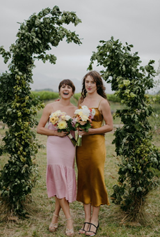 wedding florals new zealand