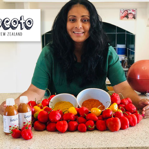 Peruvian Flavour with Rocoto Peppers in New Zealand