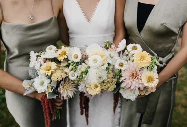wedding florals nz