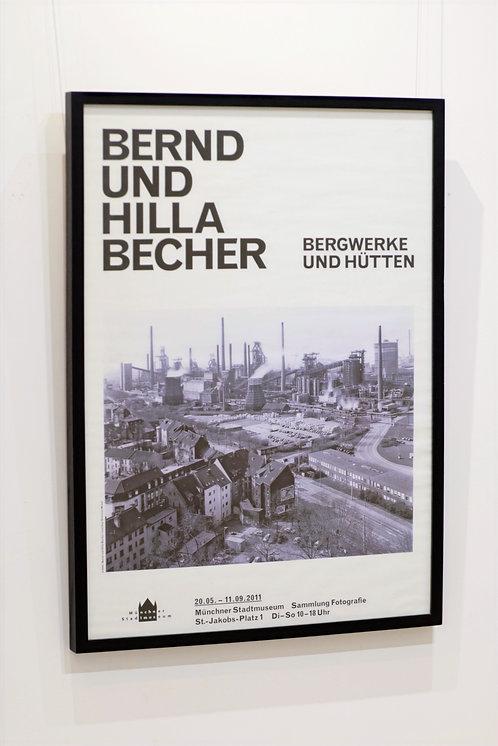 Bernd und Hilla Becher - Bergwerke und Huetten