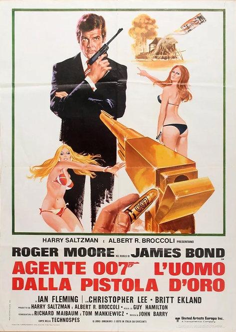 James Bond - L'uomo dalla pistola d'oro