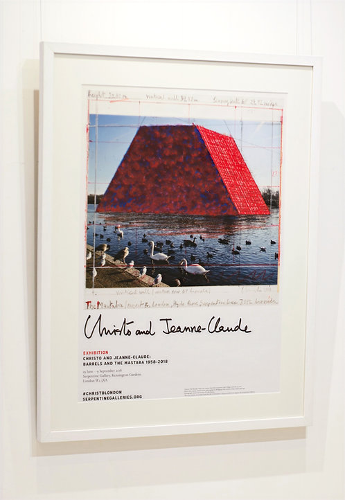 Christo and Jeanne-Claude - Barrels and the Mastaba (2)