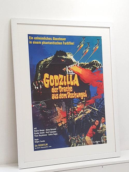 Godzilla der Drache aus dem Dschungel
