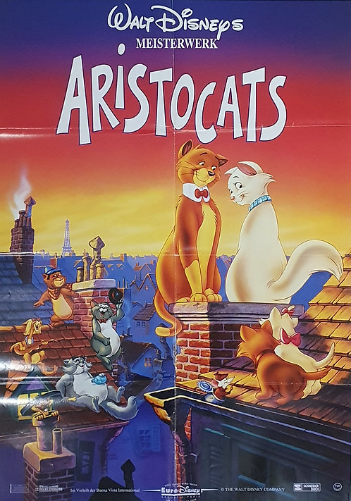 Walt Disney's Aristocats