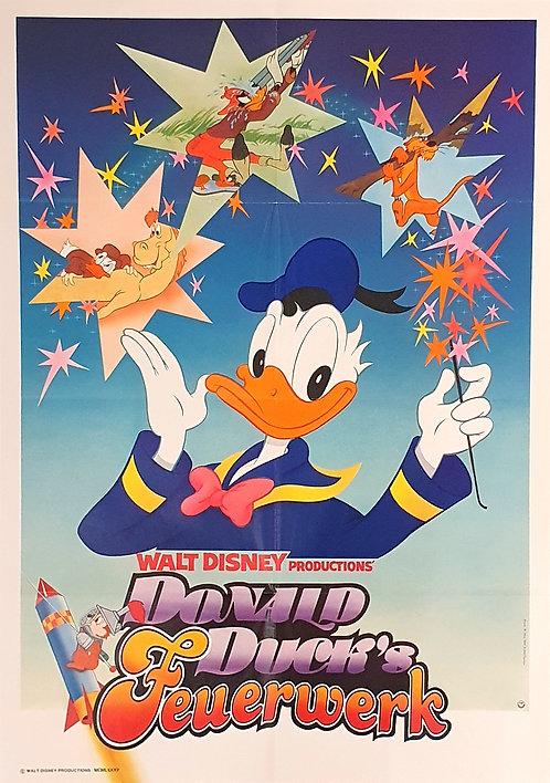 Walt Disney's Donal Duck's Feuerwerk