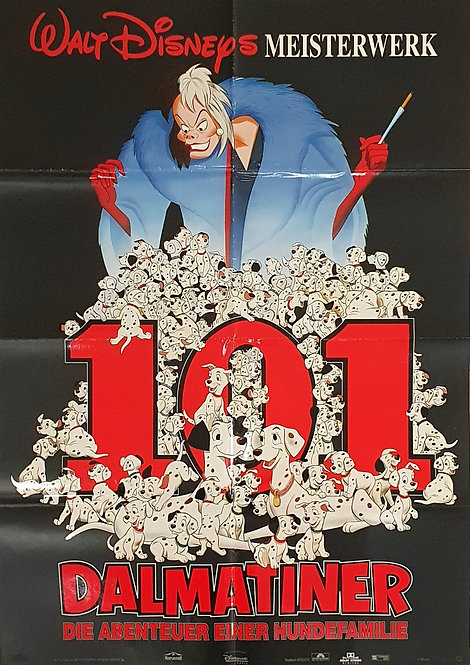 Walt Disney's 101 Dalmatiner