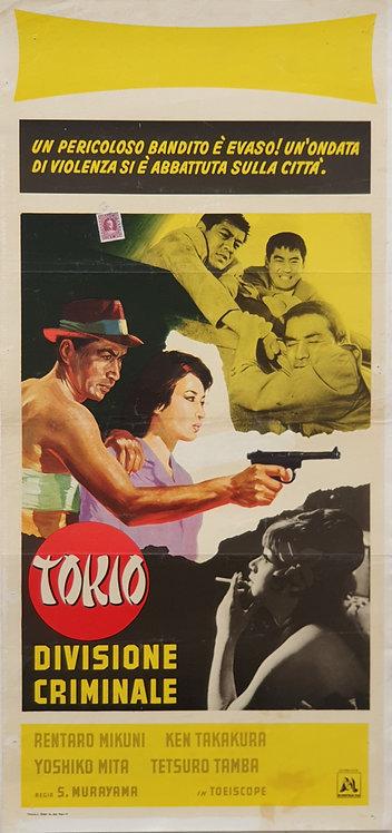 Tokio Divisione Criminale