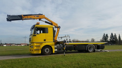 HC190 recovery truck