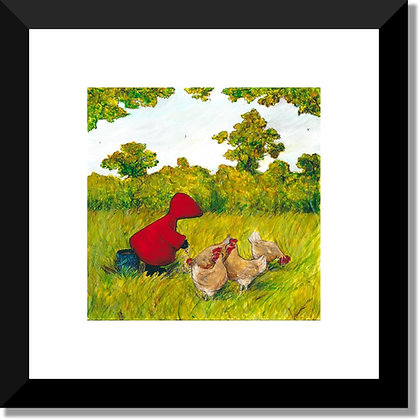 The Red Hood Collection: Chick, Chick, Chicken