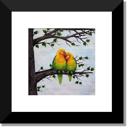 The Creature Collection: Lovebirds