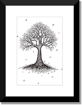 The Tree Collection: Heart Tree