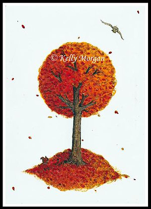 """A Tree For All Seasons: Autumn"""