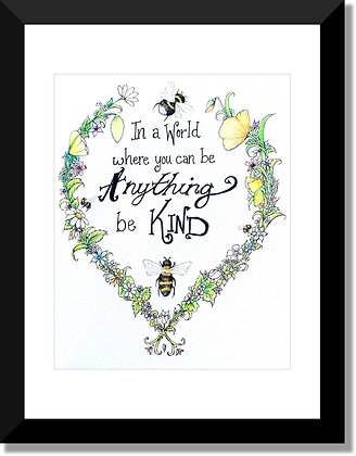 The Bee Collection: Bee Kind