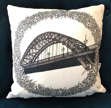 Cushion: Home ~ Tyne Bridge