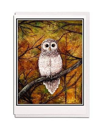 Greetings card: Wol