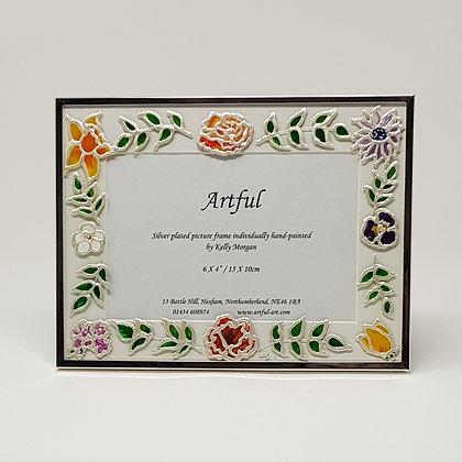Landscape frame: Floral