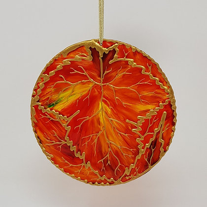 Large suncatcher: Autumn