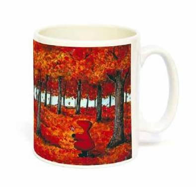 Mug & coaster set: Change