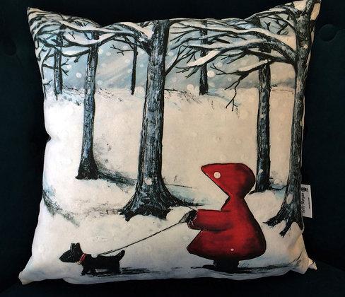 Cushion: My Friend and Me