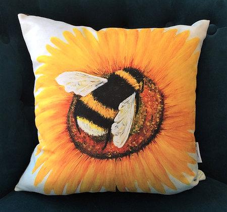 Cushion: Bee Happy