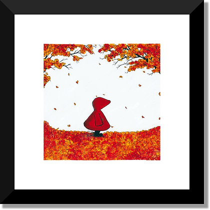 The Red Hood Collection: Autumn Leaves