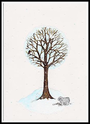 """A Tree For All Seasons: Winter"""