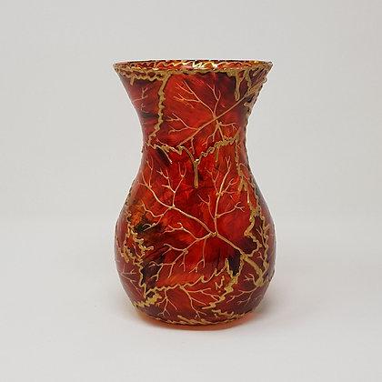 Curvy vase: Autumn